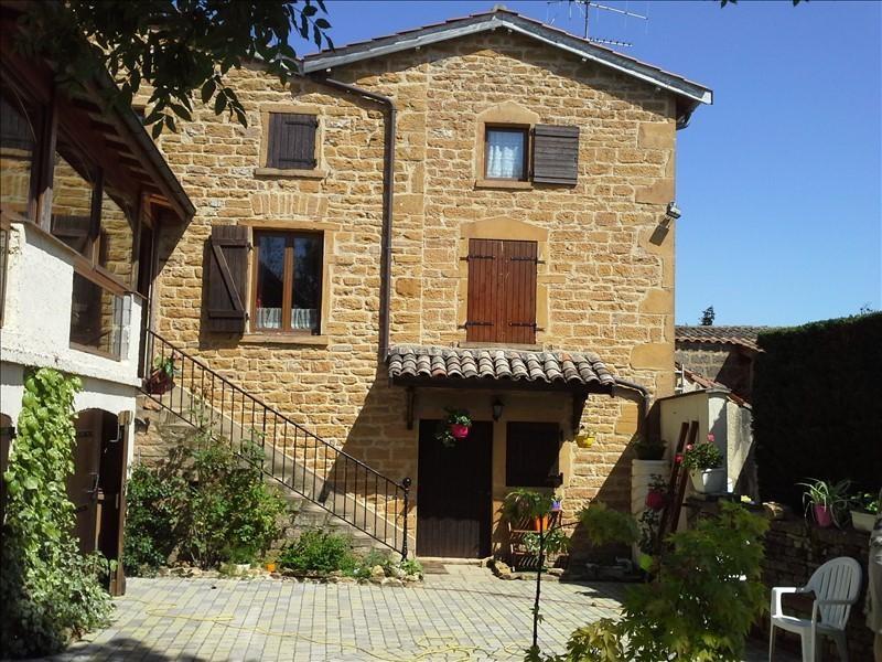 Sale house / villa Liergues 295000€ - Picture 1