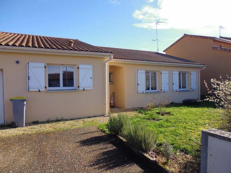 Vente maison / villa Poitiers 206000€ -  2