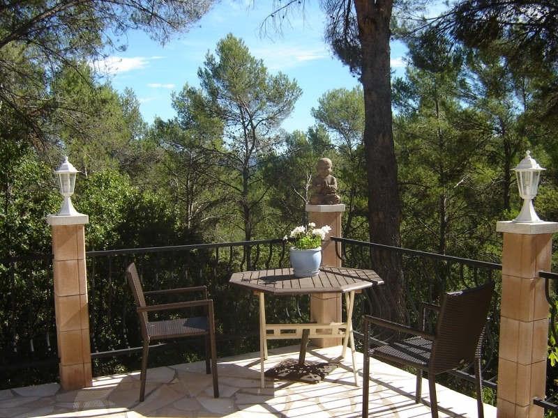 Sale house / villa Le cannet des maures 375000€ - Picture 2