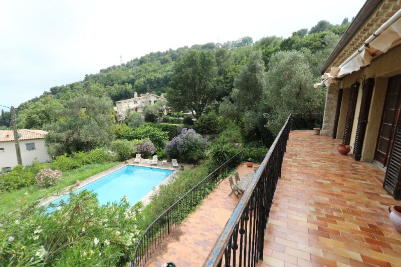 Revenda residencial de prestígio casa Villefranche sur mer 1290000€ - Fotografia 1