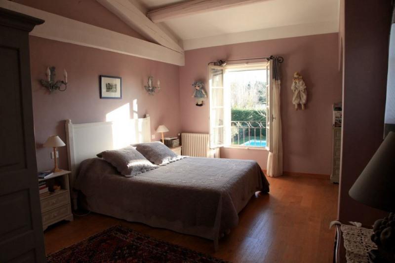 Revenda residencial de prestígio casa Rochefort du gard 625000€ - Fotografia 10