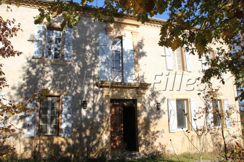 Sale house / villa L'isle-en-dodon 390000€ - Picture 1