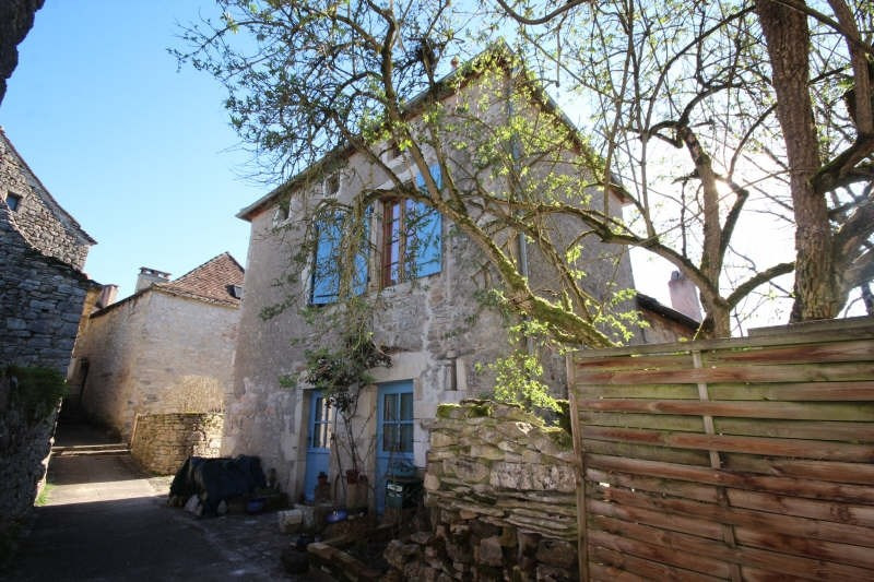 Sale house / villa Calvignac 165000€ - Picture 2