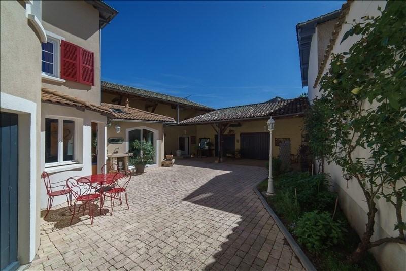 Vente maison / villa Arnas 429000€ - Photo 1