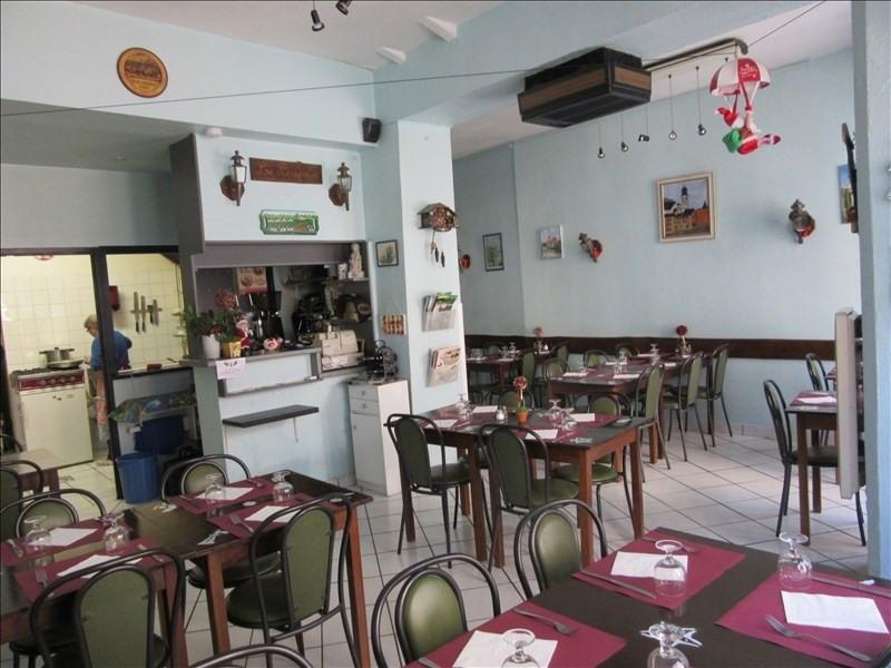 Commercial property sale shop Montbrison 45000€ - Picture 2