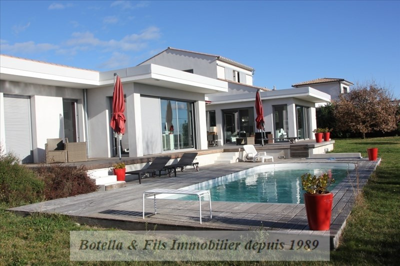 Deluxe sale house / villa Uzes 1050000€ - Picture 1