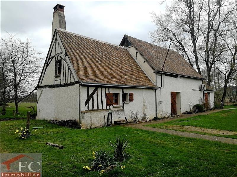 Sale house / villa Villedomer 244650€ - Picture 5