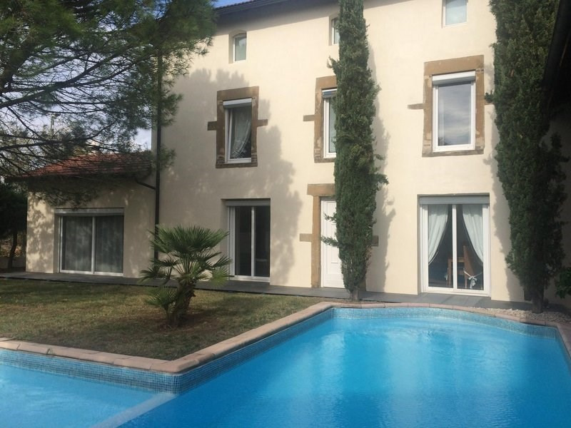 Sale house / villa Chanas 468000€ - Picture 1