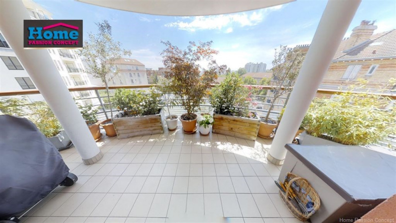 Vente appartement Suresnes 680000€ - Photo 2