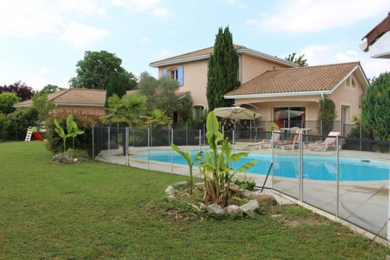 Vente de prestige maison / villa Villette d anthon 622000€ - Photo 4