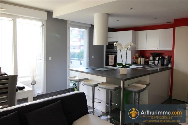 Vente appartement Bourgoin jallieu 160000€ - Photo 2