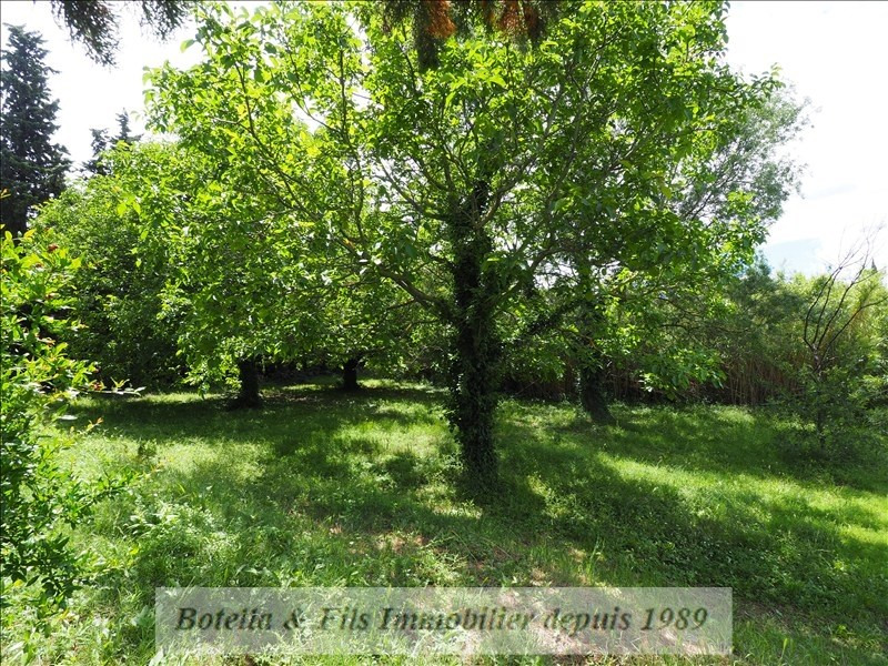 Vendita terreno Bagnols sur ceze 135000€ - Fotografia 6