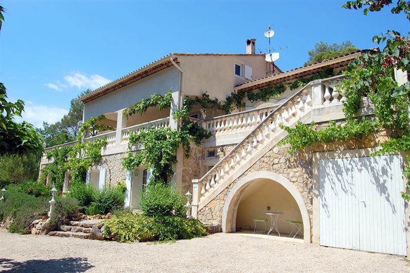Revenda residencial de prestígio casa Tourrettes 895000€ - Fotografia 11