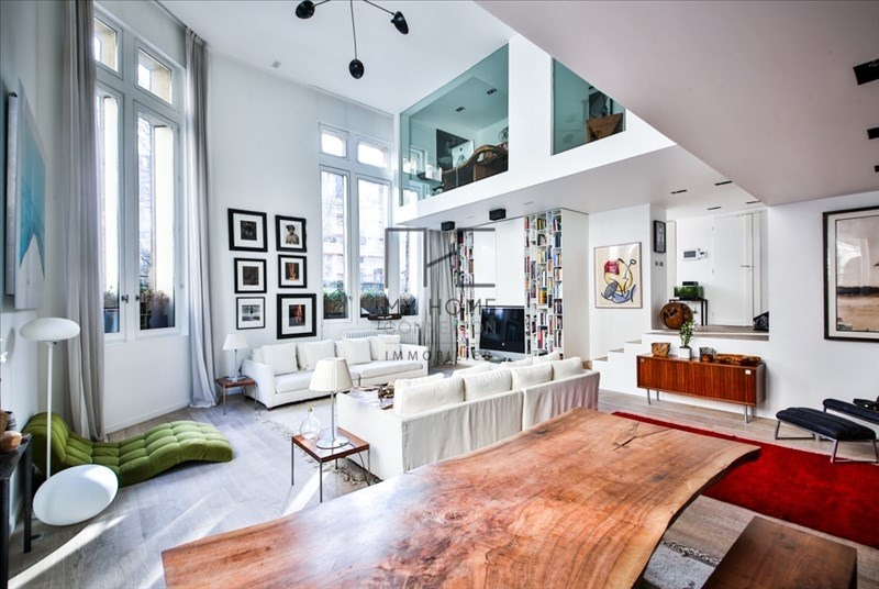 Deluxe sale loft/workshop/open plan Paris 16ème 3 490 000€ - Picture 3