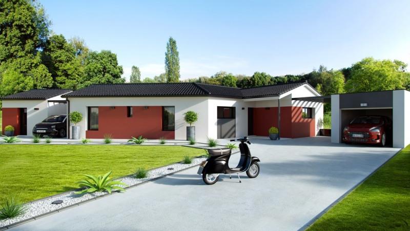 Maison  4 pièces + Terrain 1050 m² Cestas par ALPHA CONSTRUCTIONS - GRADIGNAN