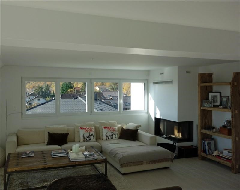 Immobile residenziali di prestigio appartamento Divonne les bains 1350000€ - Fotografia 3