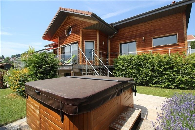 Deluxe sale house / villa Etaux 658000€ - Picture 1