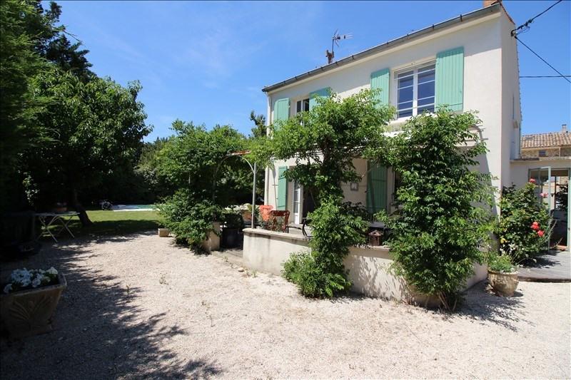 Vente maison / villa Entraigues sur sorgues 334000€ - Photo 1