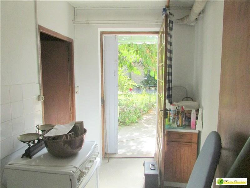 Sale house / villa Aigre 148000€ - Picture 13