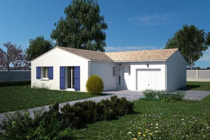 Maison  4 pièces + Terrain 518 m² Saint-Hilaire-de-Riez par LOGIS DE VENDEE