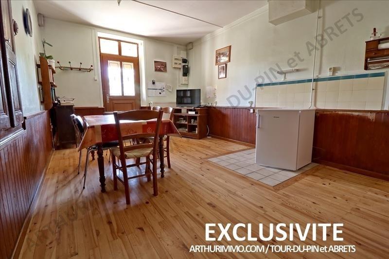 Vente maison / villa La tour du pin 146000€ - Photo 3