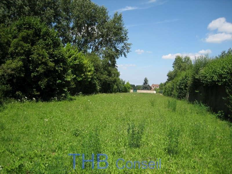 Vente Terrain constructible 1500m² Perthes