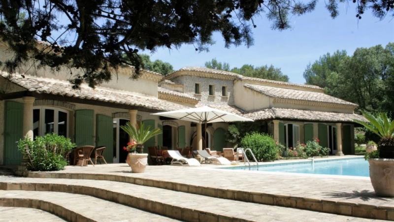 Vente de prestige maison / villa Aubais 950000€ - Photo 1