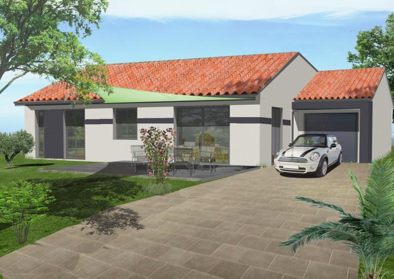 Maison  4 pièces + Terrain 289 m² Trouillas (66300) par A M CONSTRUCTIONS