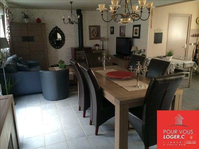 Sale house / villa Longfosse 160000€ - Picture 2