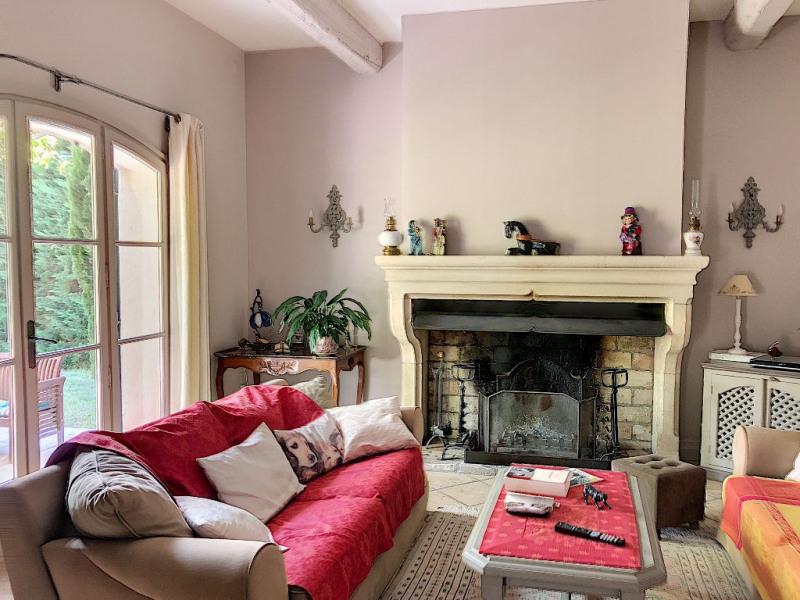 Venta de prestigio  casa Rochefort du gard 625000€ - Fotografía 5