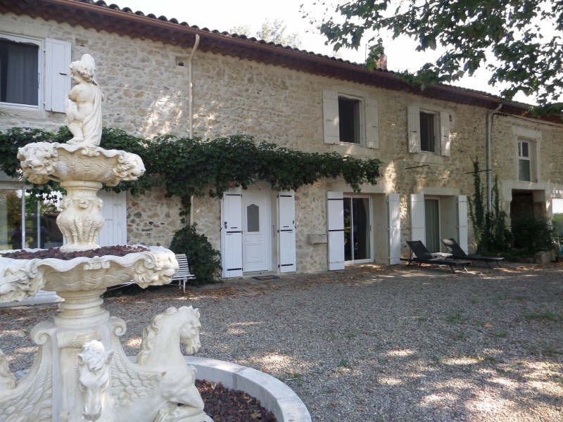Vente de prestige maison / villa Pierrelatte 630000€ - Photo 2