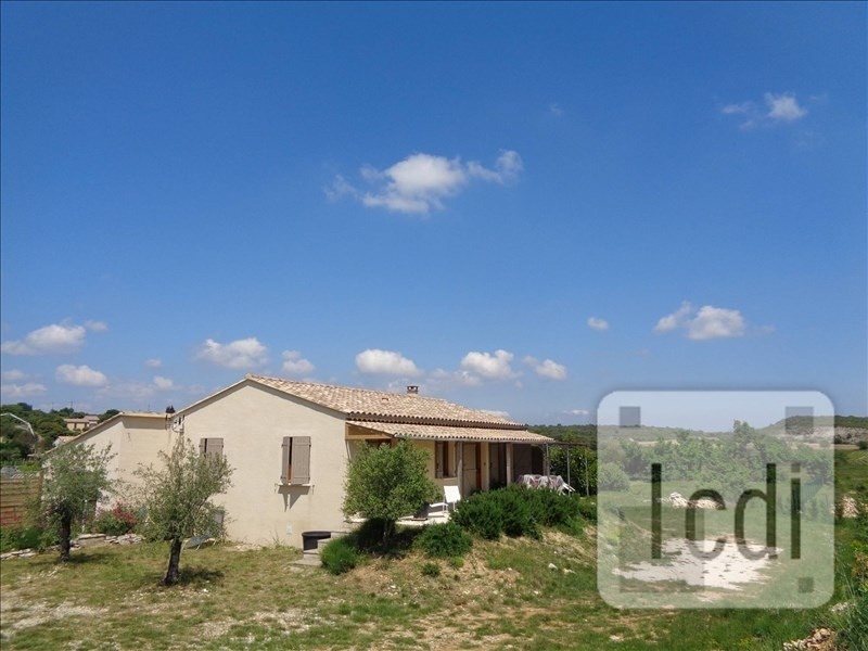Vente maison / villa Larnas 210000€ - Photo 3