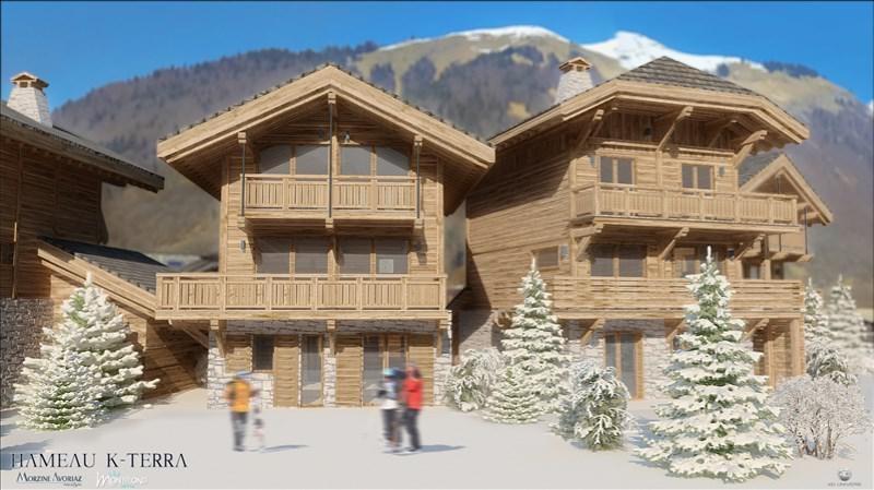 Verkoop van prestige  huis Montriond 680000€ - Foto 1