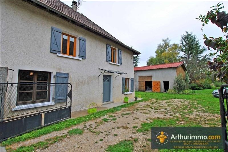 Vente maison / villa Dolomieu 179900€ - Photo 1