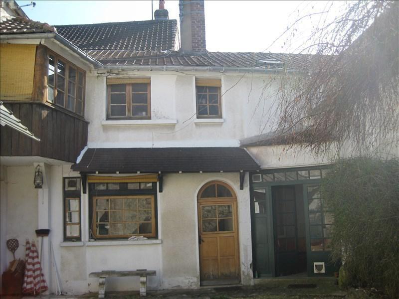 Sale house / villa Vetheuil 160000€ - Picture 2