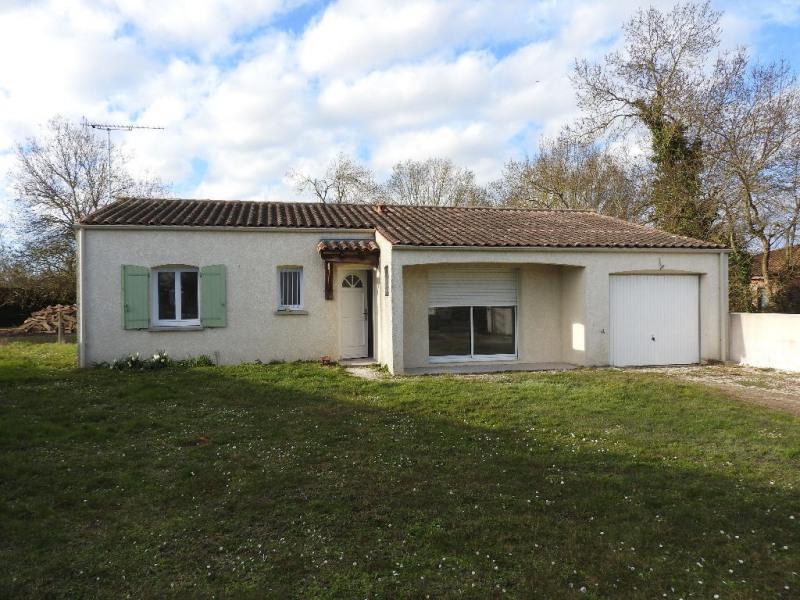 Vente maison / villa Medis 190800€ - Photo 1