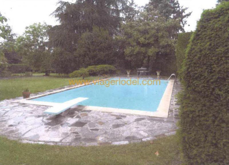 Lijfrente  huis Lezigne 95000€ - Foto 15