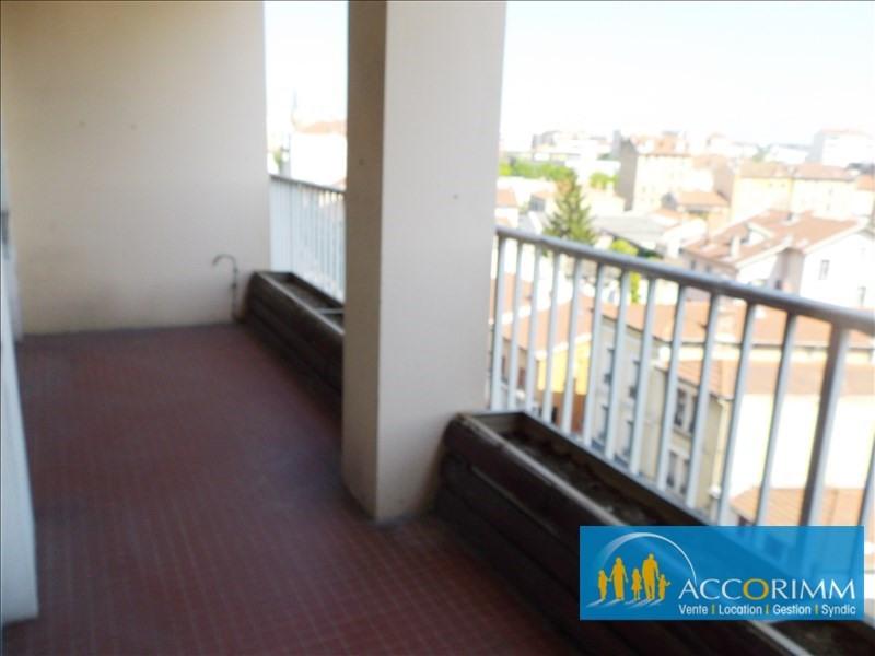 Vente appartement Villeurbanne 249500€ - Photo 2