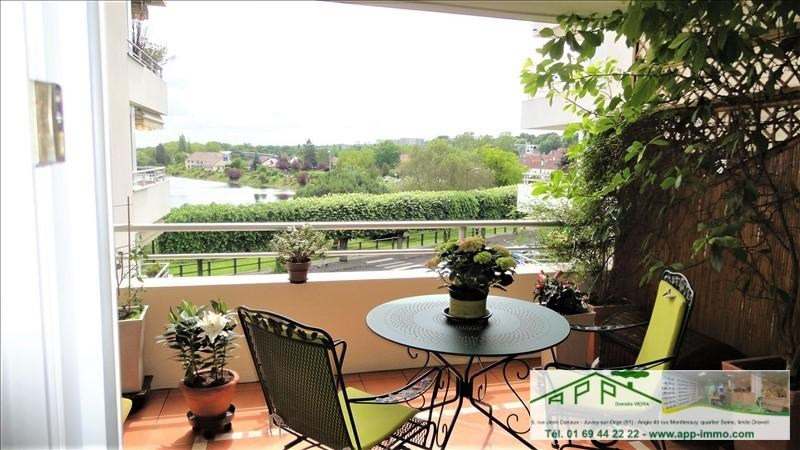 Deluxe sale apartment Viry chatillon 269000€ - Picture 4