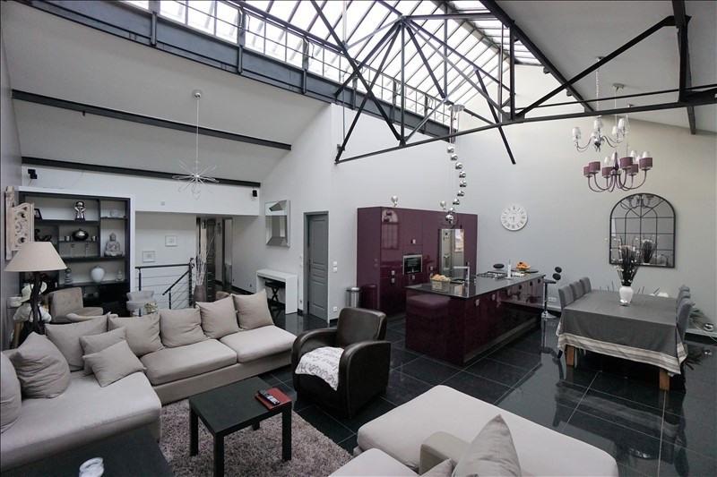 Revenda loft Colombes 790000€ - Fotografia 1