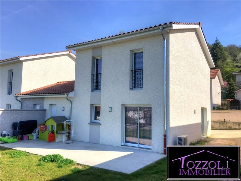 Sale house / villa Bourgoin jallieu 209000€ - Picture 1