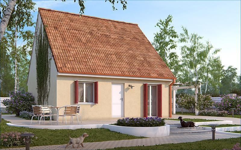 Maison  3 pièces + Terrain 400 m² Sainte-Luce-sur-Loire par MAISONS PIERRE