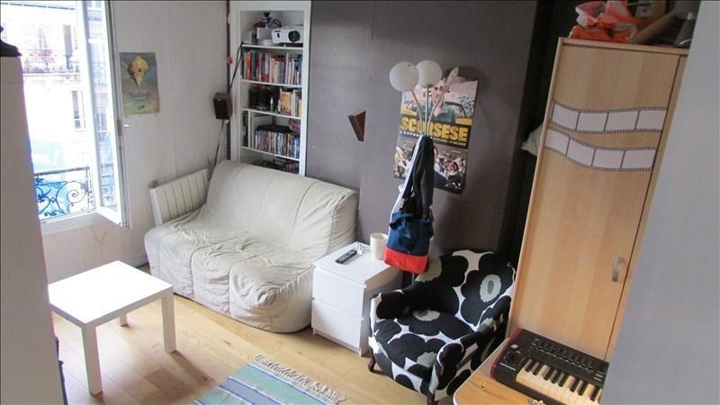 Sale apartment Paris 5ème 435000€ - Picture 2