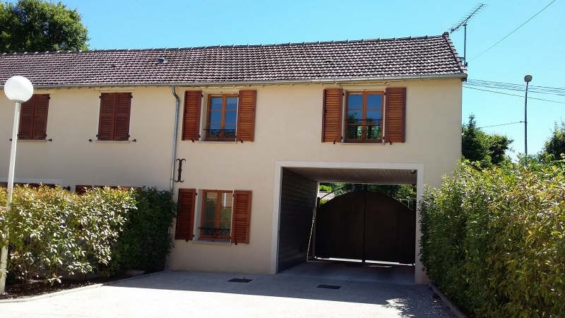 Rental apartment Coye la foret 700€ CC - Picture 2