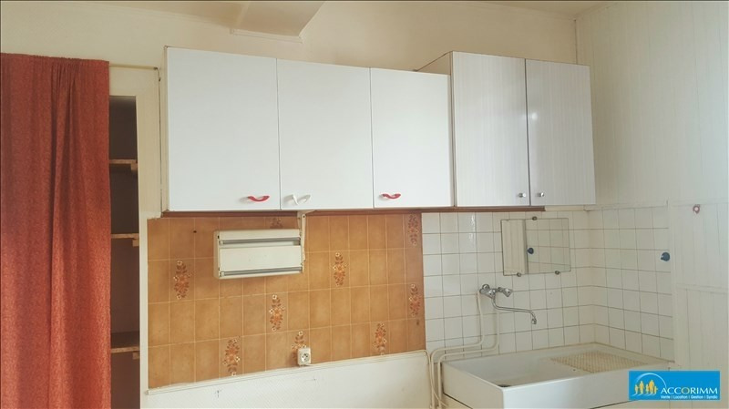 Investment property apartment Ternay 75000€ - Picture 3