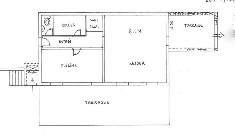 Deluxe sale house / villa Seillans 546000€ - Picture 8