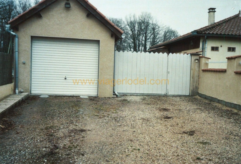 Vitalicio  casa Saint-bressou 65000€ - Fotografía 16