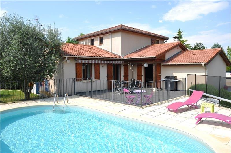 Sale house / villa Arnas 470001€ - Picture 1