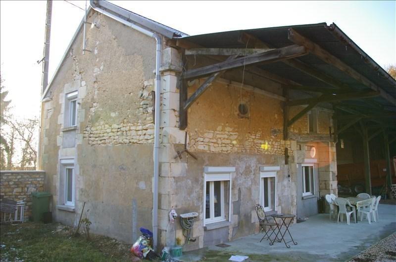 Sale house / villa Etais la sauvin 70000€ - Picture 2