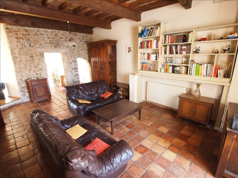 Vente maison / villa Goudargues 315000€ - Photo 2